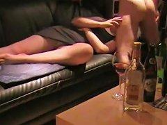 Bit Of Wine A Bit Of Loving Porn Videos