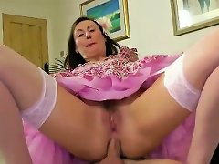 Euro Ho Goes Ass To Mouth