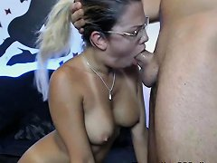 Amateur Blowjob And Doggy W Blonde W Glasses Nuvid